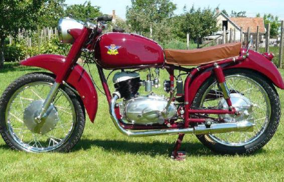 Pannonia 250 De Luxe