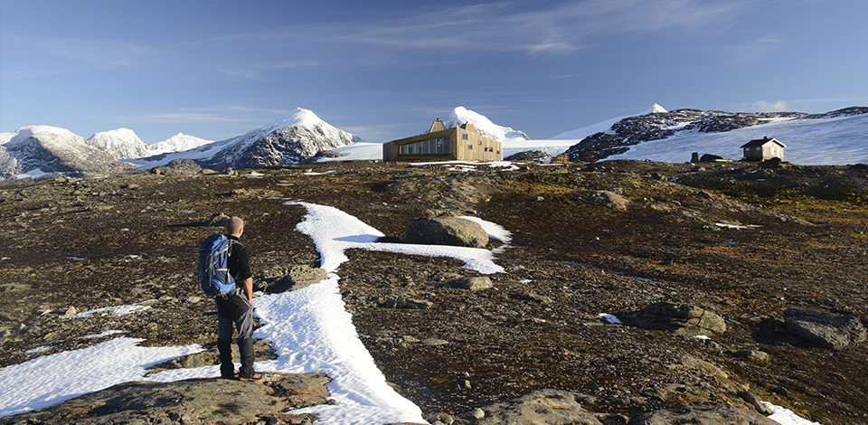 Roof of the Arctic A walking expedition tour